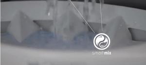 Smart Mix da Lavadora Brastemp BWU11