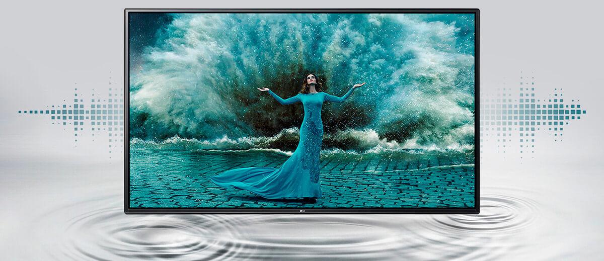 Smart TV LG 55LH6000