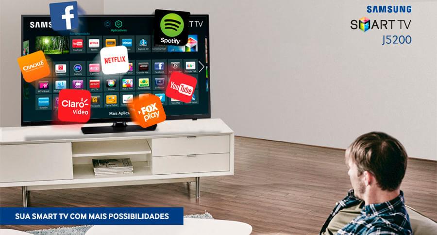 Smart TV Samsung J5200