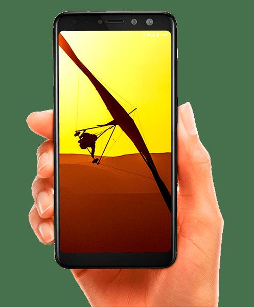 Smartphone Multilaser MS80
