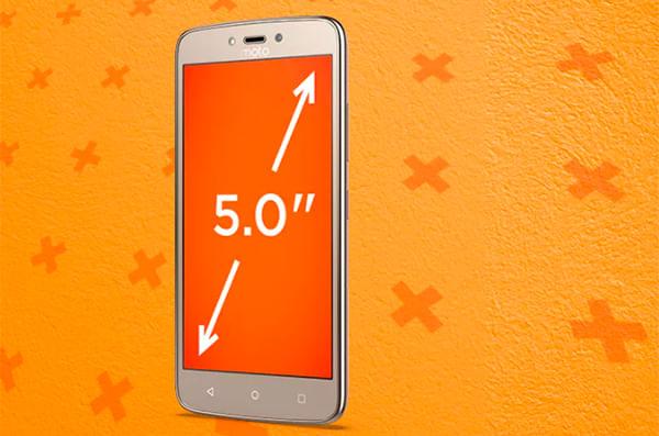Tela Motorola Moto C Plus