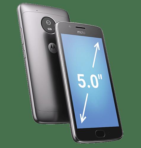 Tela Moto G5