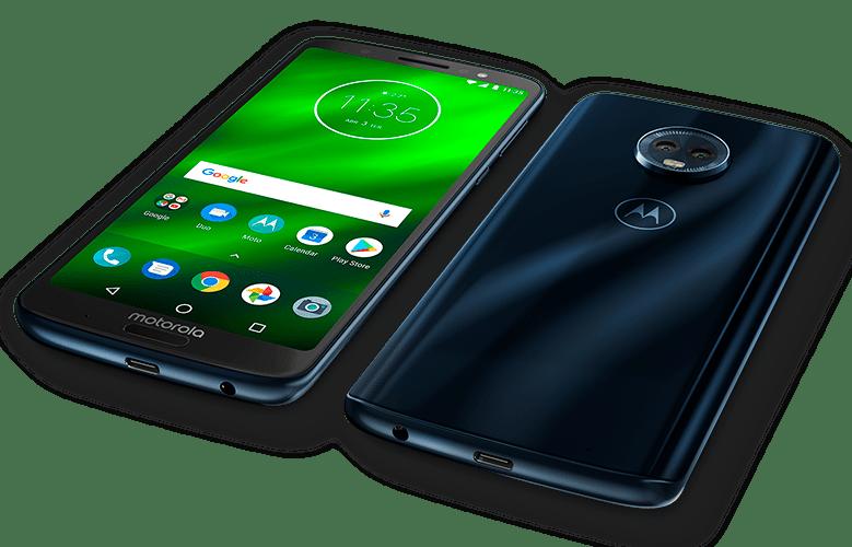 a308251ec Smartphone Motorola Moto G6 Plus