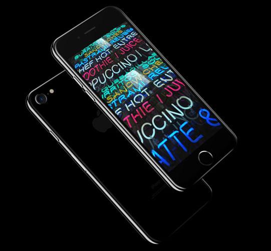 Tela Retina iPhone 7
