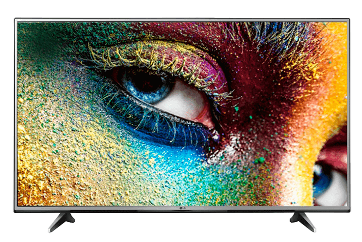 Smart Tv LG UHD 4K 55UH6150