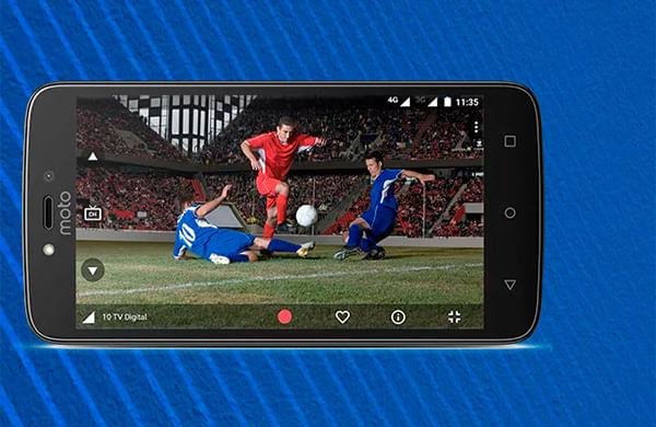 TV Digital Motorola Moto C Plus