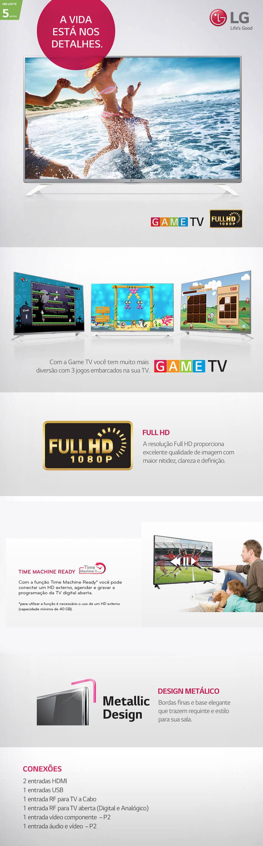 GAME HD TV 32