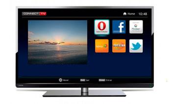 Conexão e Interatividade - TV Semp Toshiba 40L2400