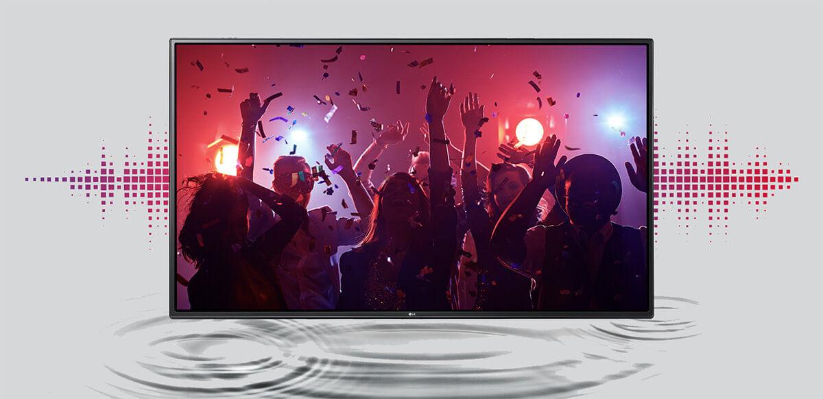 Virtual Surround TV LG 32LH510B