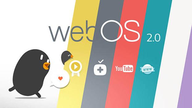 webOS 2.0 - TV LG 79UF7700