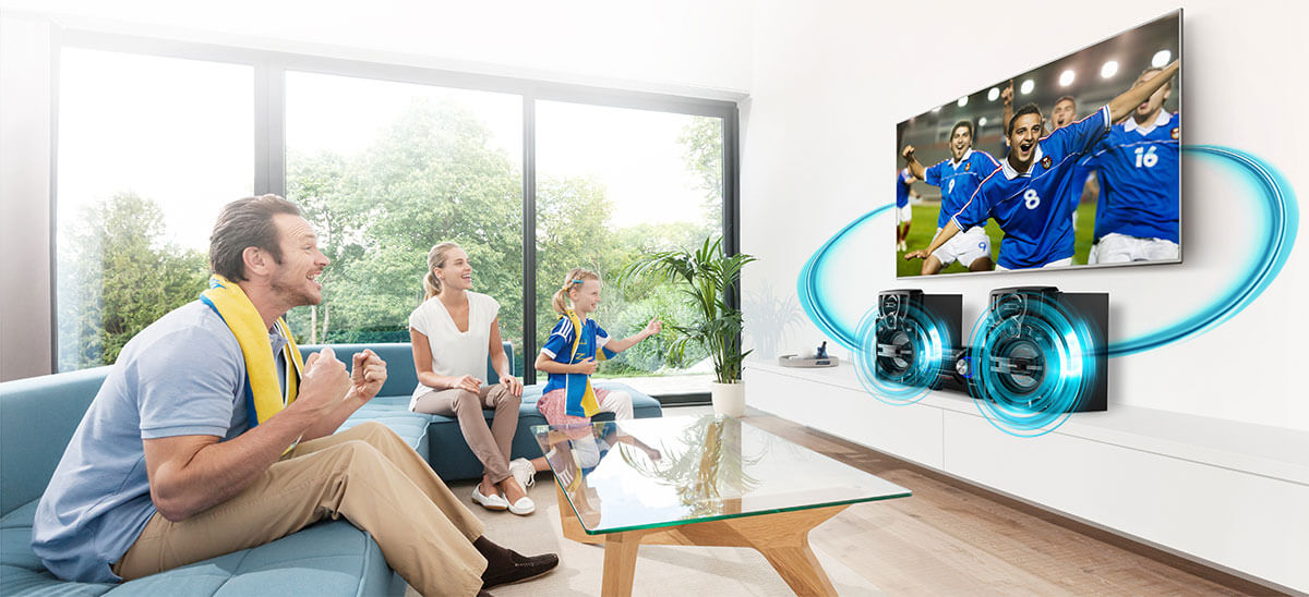 Recurso Wireless Media das Tvs Panasonic